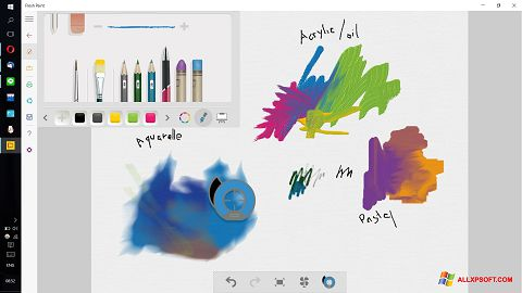 截圖 Fresh Paint Windows XP