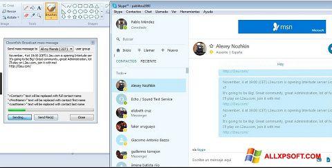 截圖 Clownfish Windows XP