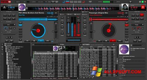 截圖 Virtual DJ Windows XP