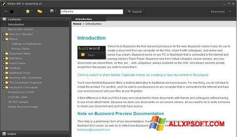 截圖 Adobe AIR Windows XP